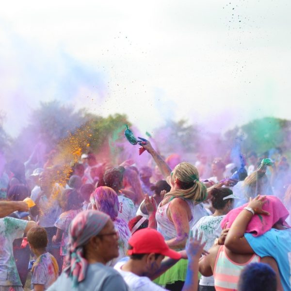 Rhino Walk/Run & Colourfest