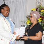 St Catherine's, High School Prize-giving